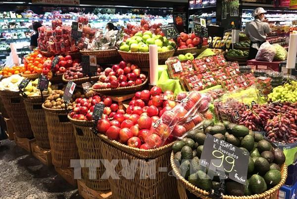 Xuất khẩu gặp khó, Thái Lan đẩy mạnh tiêu thụ trái cây trong nước
