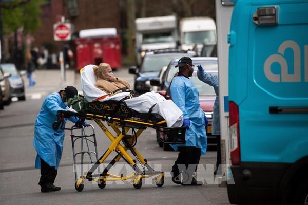 Bang New York (Mỹ) ghi nhận tổng số ca nhiễm SARS-CoV-2 cao nhất thế giới