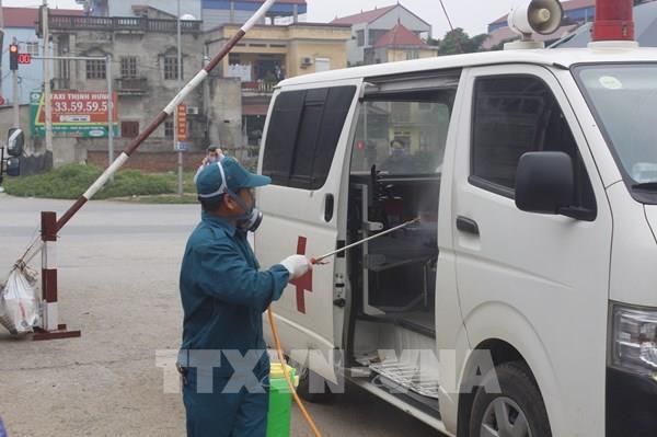 Hà Nội: Cấm đường, phân luồng giao thông trên đường 23 phục vụ cách ly thôn Hạ Lôi