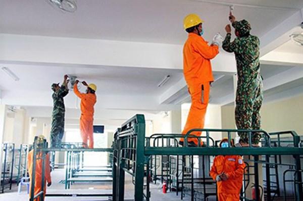 EVNSPC cung cấp đủ điện trên địa bàn các tỉnh miền Nam phòng chống dịch COVID-19