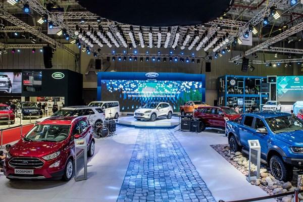 Tháng thứ 2 liên tiếp doanh số bán ô tô tại Việt Nam có mức tăng trưởng