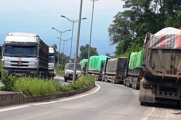 Xử phạt hơn 1.400 xe chở quá tải