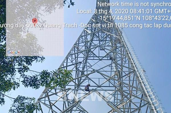 Dịch COVID-19: Không để chậm tiến độ các dự án truyền tải điện cấp bách