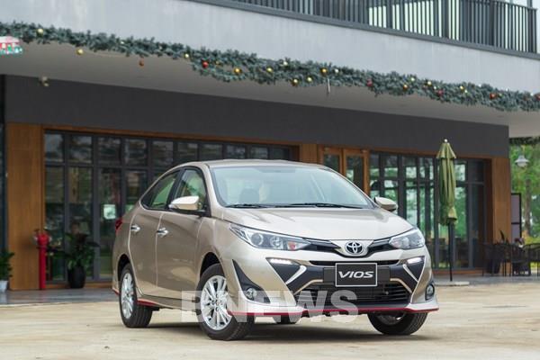 Top 10 xe ô tô bán chạy nhất tháng 3/2020, Hyundai đóng góp 4 sản phẩm