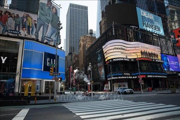 Doanh số bán nhà mới xây tại Mỹ dứt chuỗi 4 tháng tăng liên tiếp