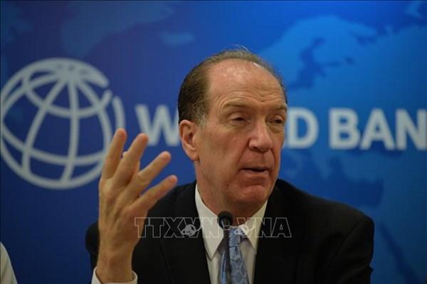 Chủ tịch WB: Dịch COVID sẽ đẩy 60 triệu người vào cảnh nghèo đói cùng cực