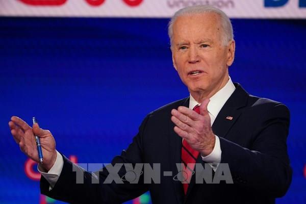 Bầu cử Mỹ 2020: Ông Joe Biden thắng trong cuộc bầu cử sơ bộ ở bang Alaska