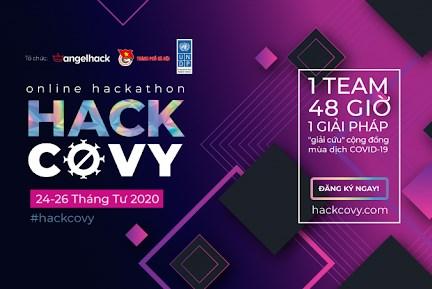 """""""Hack Cô Vy 2020"""" - sân chơi kiến tạo giải pháp công nghệ"""