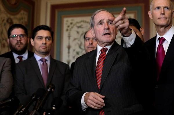 Các Thượng nghị sĩ Mỹ bày tỏ quan ngại về tình hình Biển Đông
