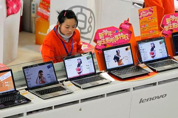Doanh số bán PC toàn cầu sụt giảm bất chấp nhu cầu gia tăng