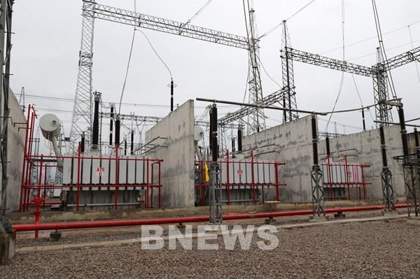 Thêm một công trình đóng điện chống quá tải vào cao điểm hè năm nay