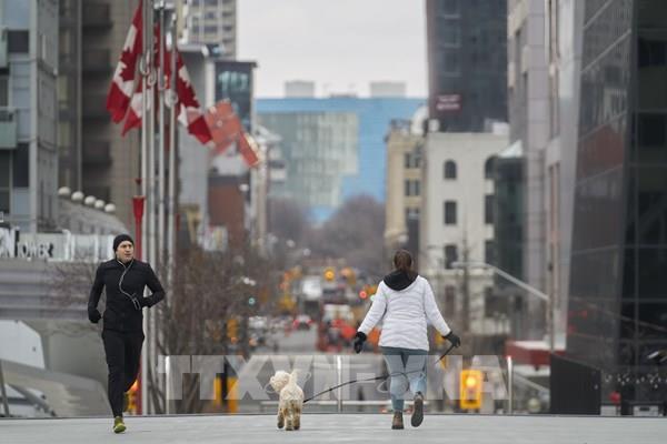 Doanh số bán nhà tháng 7/2020 của Canada tăng cao kỷ lục