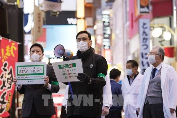 """Dịch COVID-19: Nội các Nhật Bản không công du nước ngoài trong """"Tuần lễ vàng"""""""