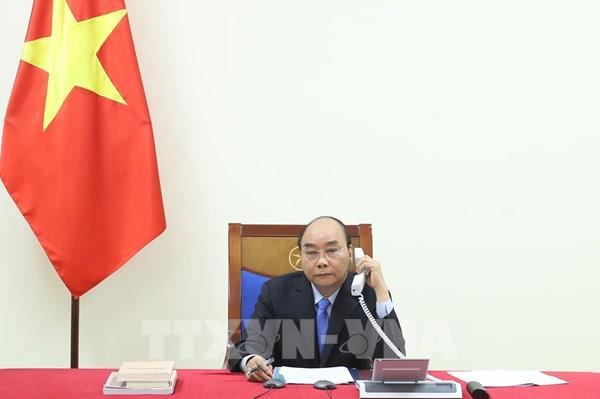 Thủ tướng Việt Nam điện đàm với Thủ tướng Ấn Độ về hợp tác chống dịch COVID-19