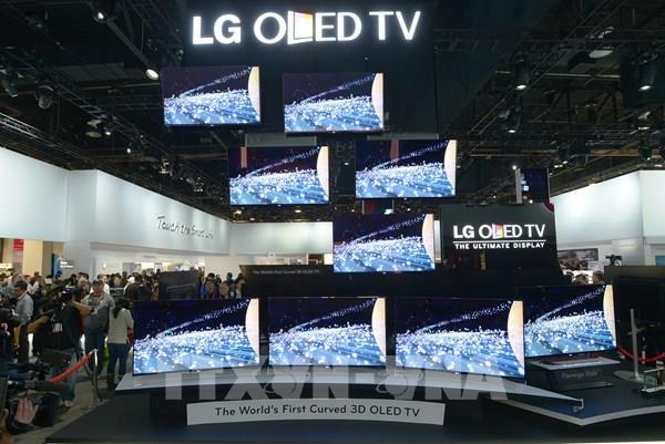LG Electronics có thể đạt doanh thu cao nhất trong 11 năm qua