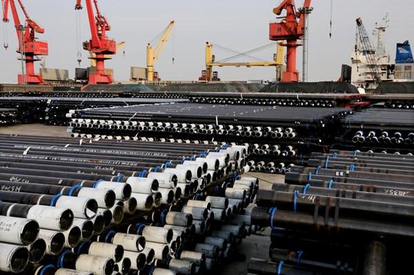 """Hiệp hội sắt thép Trung Quốc: Thuế thép của EU là """"bảo hộ quá mức"""""""