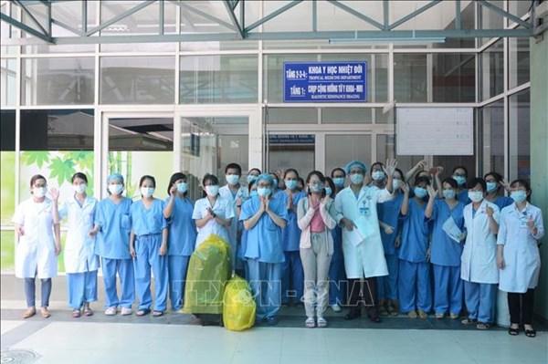 Cách ly 51 người liên quan đến bệnh nhân số 22 đã khỏi