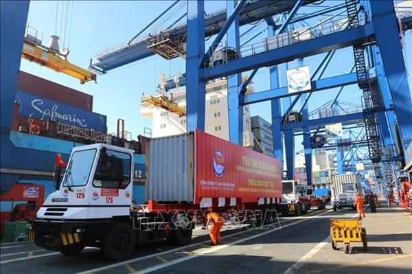 Bộ Giao thông Vận tải lý giải về việc không giảm giá xếp dỡ tại cảng biển