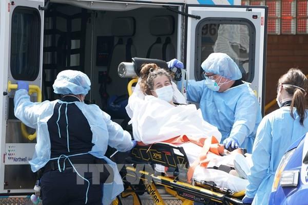 Cập nhật COVID sáng 16/7: Thế giới có gần 590 nghìn ca tử vong