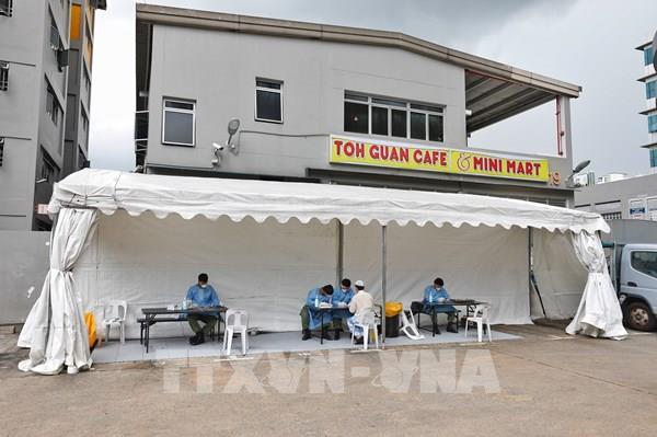 Dịch COVID-19: Singapore có 2 ca nhiễm là công dân Việt Nam