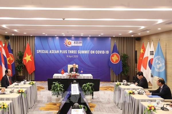 Thủ tướng Nguyễn Xuân Phúc khai mạc Hội nghị Cấp cao đặc biệt ASEAN+3
