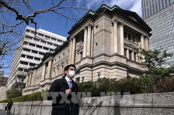 Nhật Bản xem xét biện pháp xoa dịu căng thẳng vốn cho doanh nghiệp