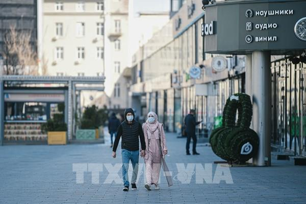 Cập nhật dịch COVID-19 ở châu Âu: Nga, Đức, Ukraine ghi nhận thêm nhiều ca nhiễm mới