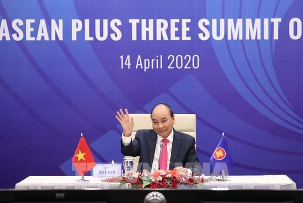 ASEAN 2020: Ra Tuyên bố chung của Hội nghị Cấp cao Đặc biệt ASEAN+3 về dịch COVID-19
