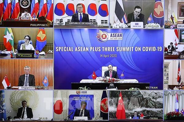 ASEAN+3 thống nhất giải pháp đối phó với nguy cơ khủng hoảng tài chính