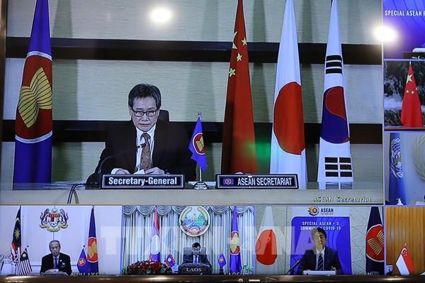 Tổng Thư ký ASEAN đánh giá cao Việt Nam dẫn dắt khu vực ứng phó đại dịch COVID-19