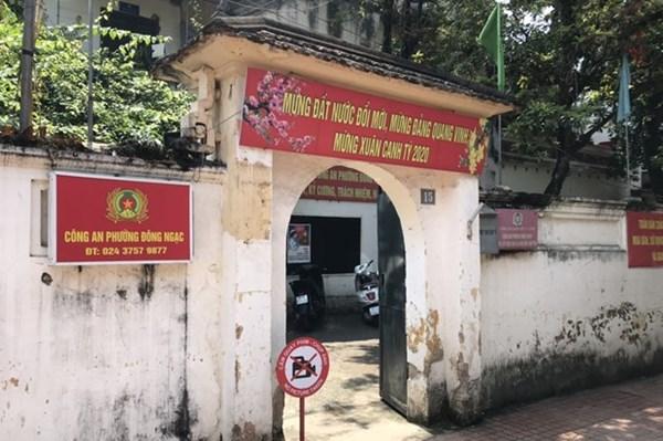 Kết quả xét nghiệm COVID-19 của Phó Trưởng Công an phường Đông Ngạc, Hà Nội