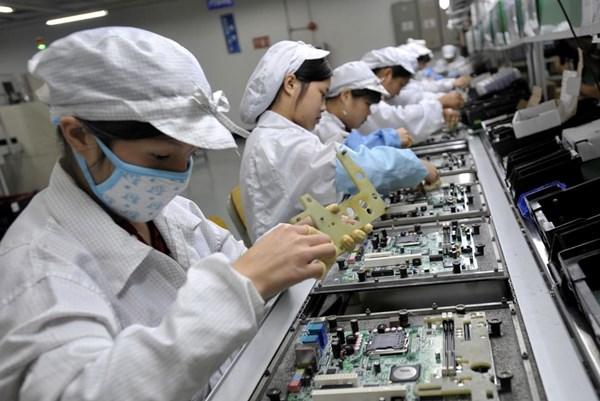 FDI vào Trung Quốc giảm đáng kể trong quý I/2020