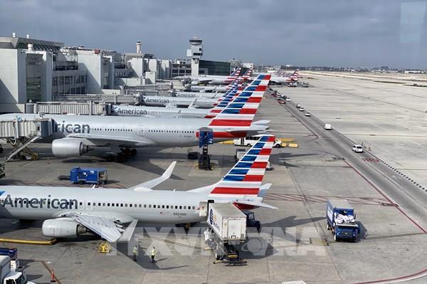 Mỹ: Các sân bay nhận khoản hỗ trợ gần 10 tỷ USD từ chính phủ