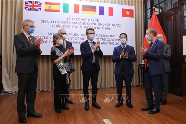 Bộ Ngoại giao Đức ghi nhận sự hỗ trợ của chính phủ và nhân dân Việt Nam