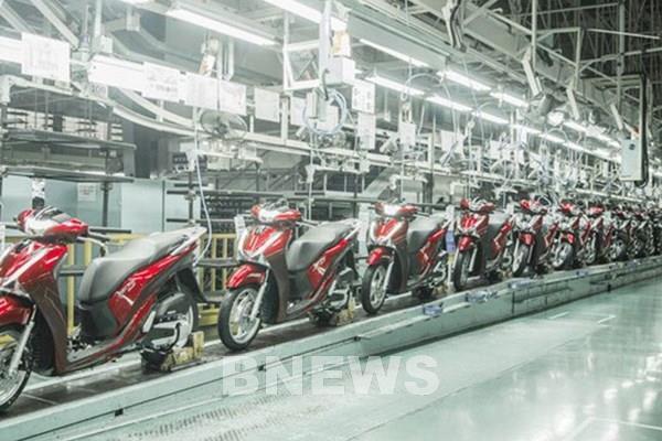 Honda Việt Nam tiếp tục tạm dừng hoạt động sản xuất ô tô và xe máy