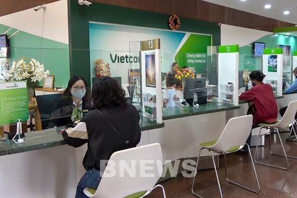 Vietcombank giảm lãi suất đợt 2 cho 90.000 khách hàng