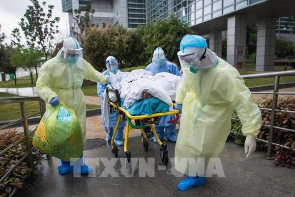 Vũ Hán (Trung Quốc) điều chỉnh tăng số liệu bệnh nhân mắc COVID-19