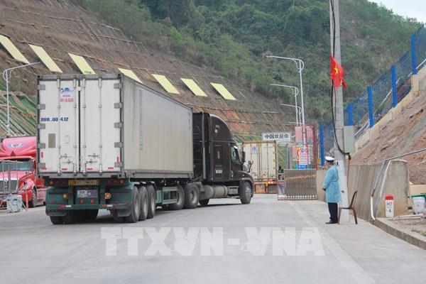 Lạng Sơn bác tin cửa khẩu Tân Thanh dừng tiếp nhận hàng