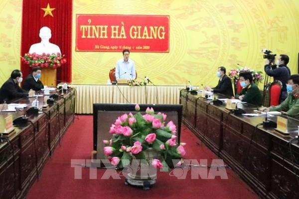 Cử đội phản ứng nhanh lên hỗ trợ huyện Đồng Văn sau khi phát hiện ca mắc COVID-19