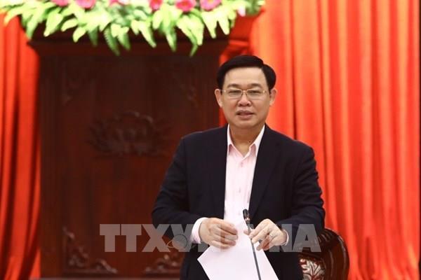 Bí thư Thành ủy Hà Nội: Ba Vì phải đẩy nhanh hoàn thành quy hoạch