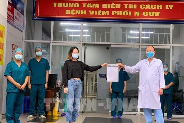 Cập nhật dịch COVID-19 ở Việt Nam tối 16/4: Không ghi nhận ca nhiễm mới