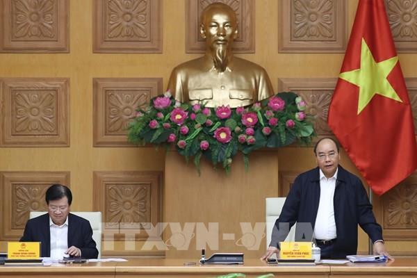 Thủ tướng chủ trì tổng kết 10 năm phân vùng thăm dò, khai thác, chế biến quặng bauxite