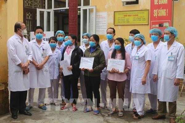 Việt Nam có 177/268 bệnh nhân mắc COVID-19 được công bố khỏi bệnh