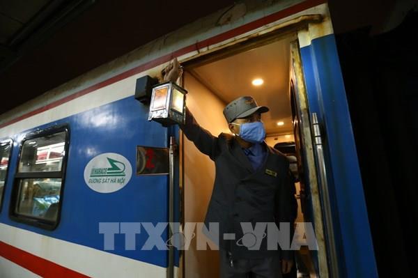 Đường sắt kiến nghị tăng tàu khách tuyến Hà Nội - Tp. Hồ Chí Minh
