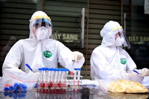 167 người liên quan đến bệnh nhân số 262 tại Bắc Ninh đã âm tính với virus SARS-CoV-2