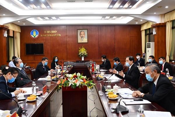 Việt Nam - Trung Quốc tìm giải pháp thúc đẩy thông thương hàng nông sản