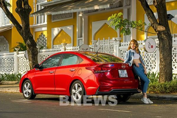 """Sau 2 năm ra mắt, có gần 37.000 xe Hyundai Accent được """"lăn bánh"""""""