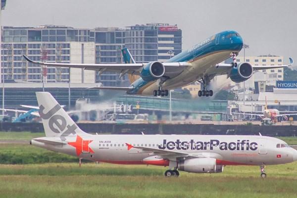 Hưởng dịch vụ tiêu chuẩn Vietnam Airlines khi bay liên danh với Jetstar