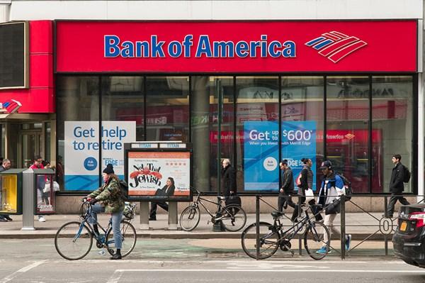 Các ngân hàng lớn của Mỹ hiện cần huy động ngay 200 tỷ USD vốn