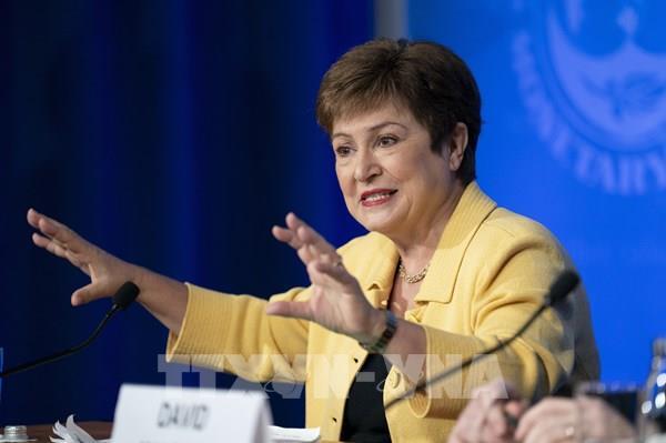 IMF: Cần tận dụng mọi nguồn lực sẵn có để hạn chế thiệt hại do dịch COVID-19